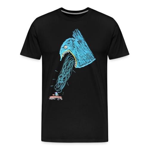 kots - Mannen Premium T-shirt