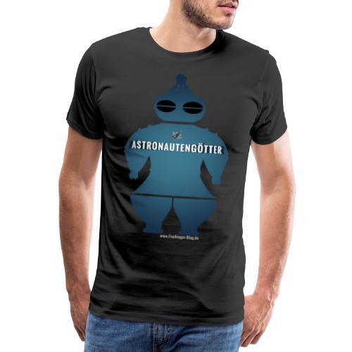 Dogu - Astronautengötter! (Variante 1) - Männer Premium T-Shirt