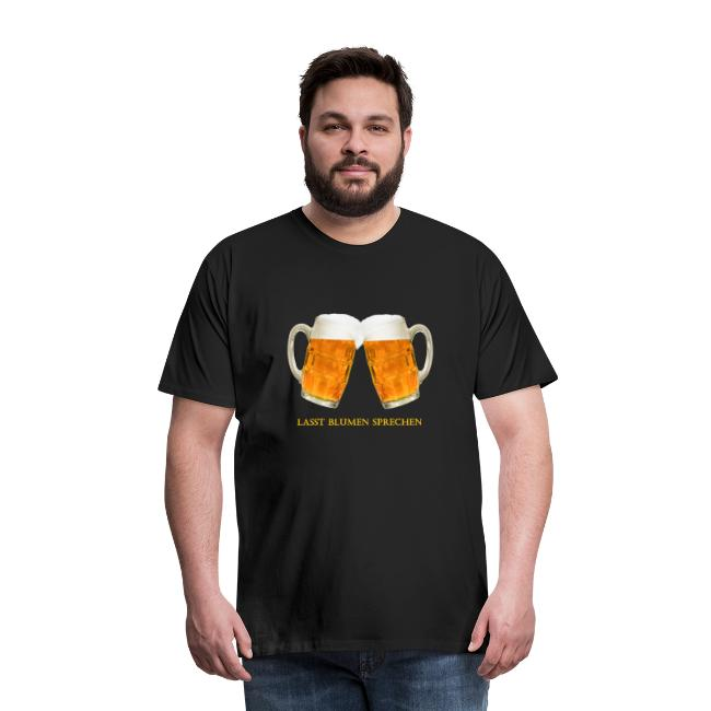 Bier Himmelfahrt Vatertag Glas