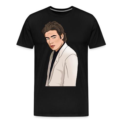 Benicio Del Toro - T-shirt Premium Homme