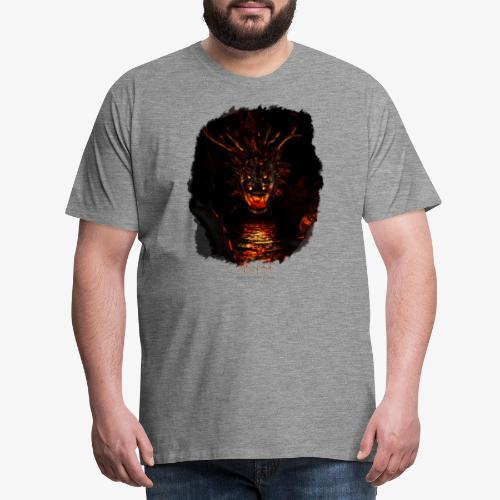 Jordens Band - Premium-T-shirt herr