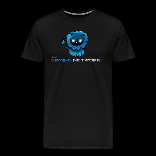 The Gaming Network - Männer Premium T-Shirt