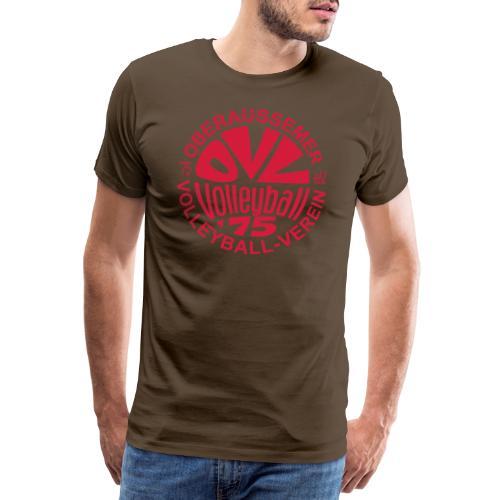 OVV Logo - Männer Premium T-Shirt