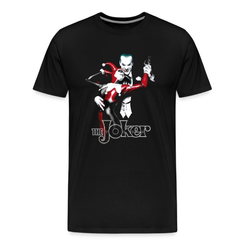 The Joker Dancing - Männer Premium T-Shirt