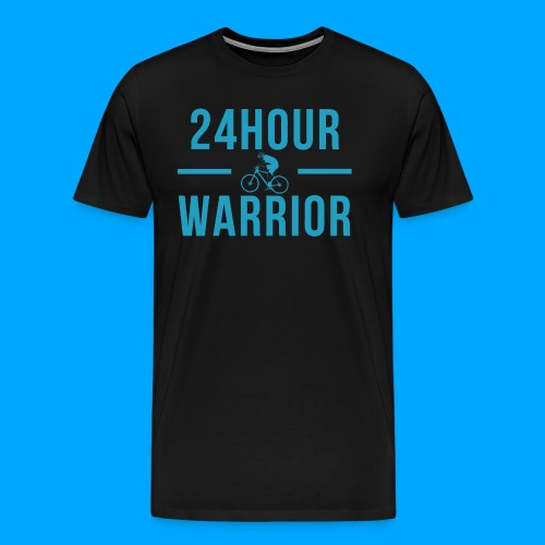 24hour Warrior - Männer Premium T-Shirt