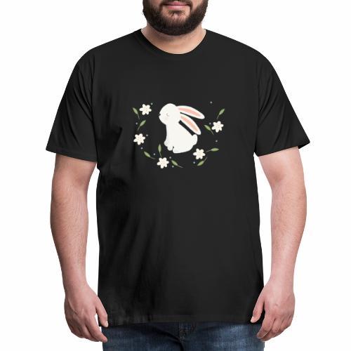 bunny hasen für kinder tshirt - Männer Premium T-Shirt