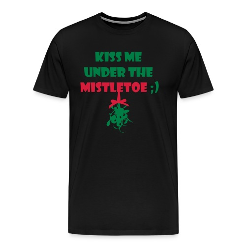 mistletoe - Männer Premium T-Shirt