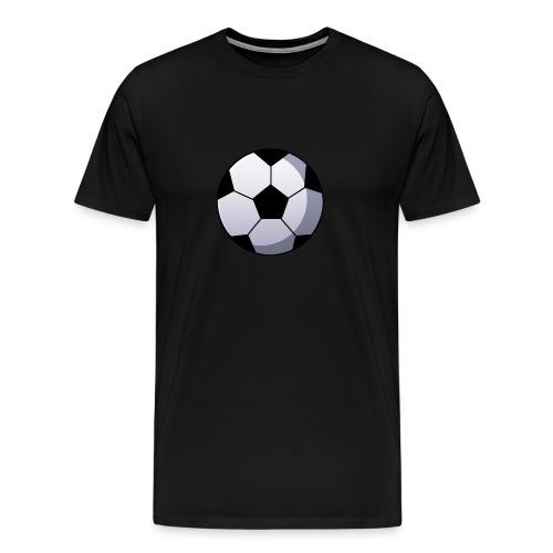 Soccer Ball - Mannen Premium T-shirt