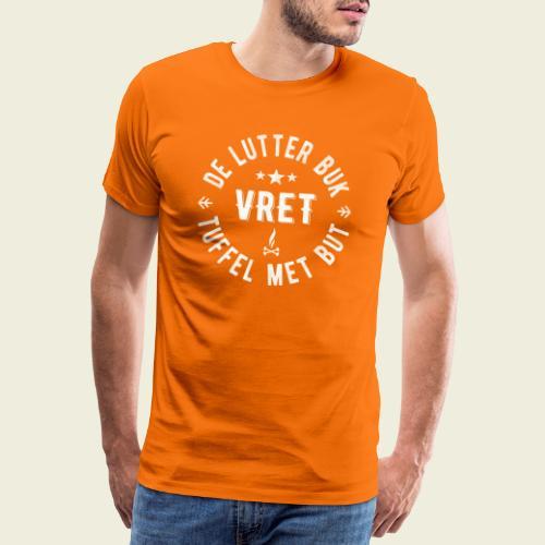 De Lutter buk - Mannen Premium T-shirt