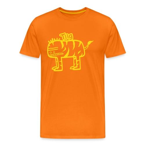 tigre - T-shirt Premium Homme