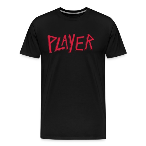 player Slayer - Mannen Premium T-shirt