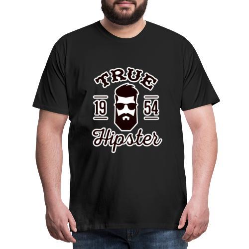 True Hipster - Camiseta premium hombre