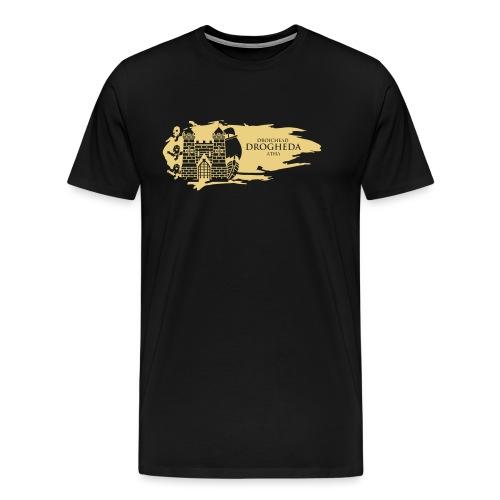 Drogheda Laurences Gate Gold - Men's Premium T-Shirt