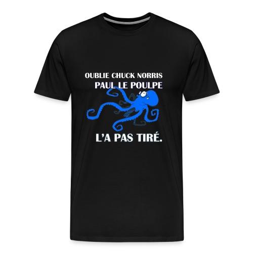 oubliechucknorris - T-shirt Premium Homme