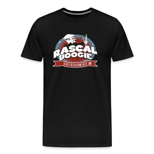 Rascal Boogie ENTM - Männer Premium T-Shirt