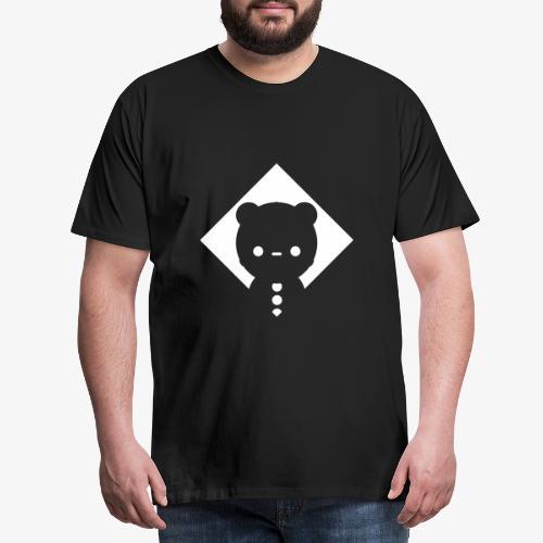 Ours Polaire - T-shirt Premium Homme