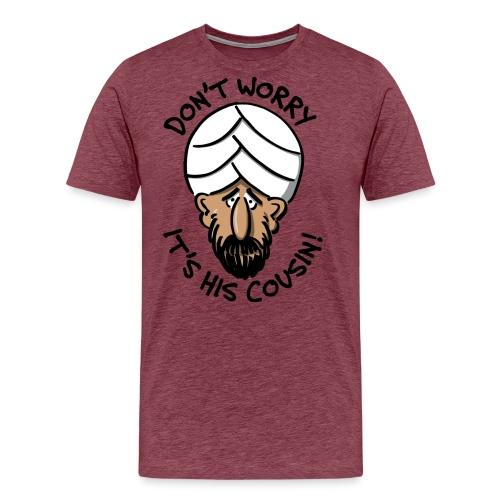 cousin - Herre premium T-shirt