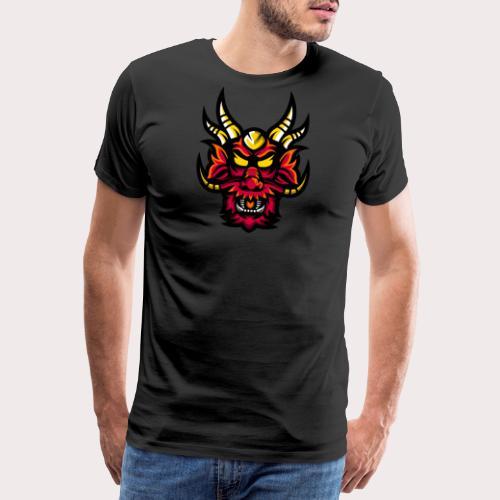 Tatsu Music logo - Men's Premium T-Shirt