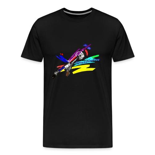 sportshooting neufrei - Männer Premium T-Shirt