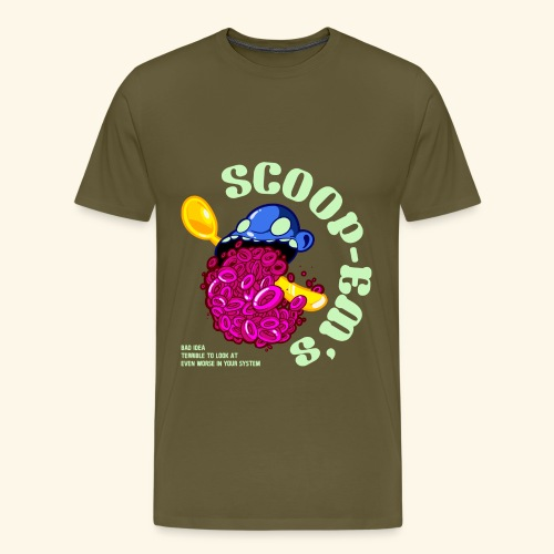 SCOOP EM - Men's Premium T-Shirt