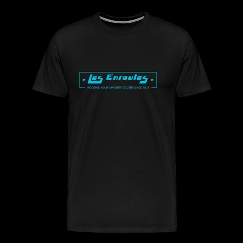 Rocking since 2001 - Blue - T-shirt Premium Homme