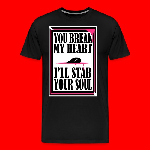HeartBreaker - Men's Premium T-Shirt