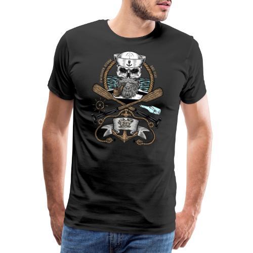 The Dead Sailor / Totenkopf Seemann - Männer Premium T-Shirt