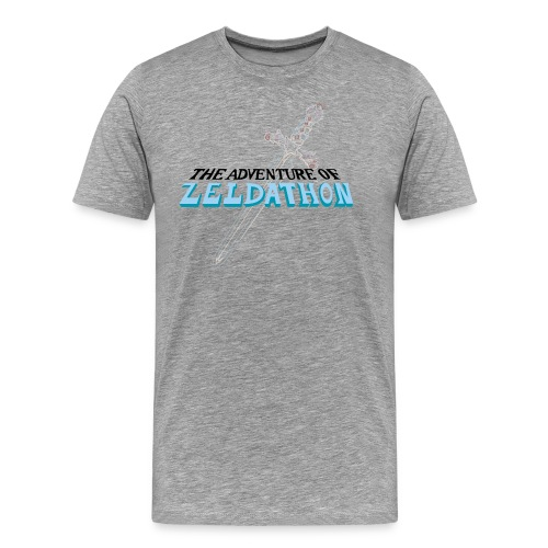 ADVENTURE OF LINK 4 png - T-shirt Premium Homme