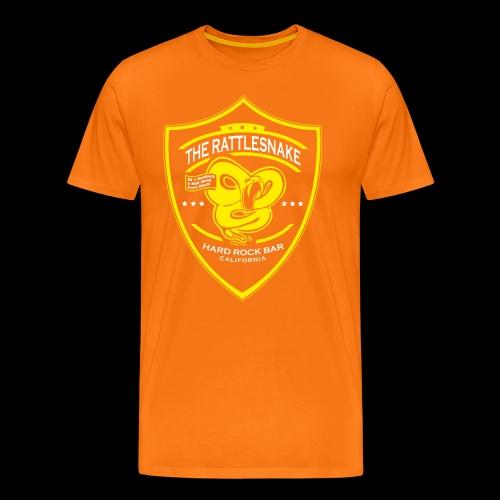 Rattlesnake Bar - Männer Premium T-Shirt