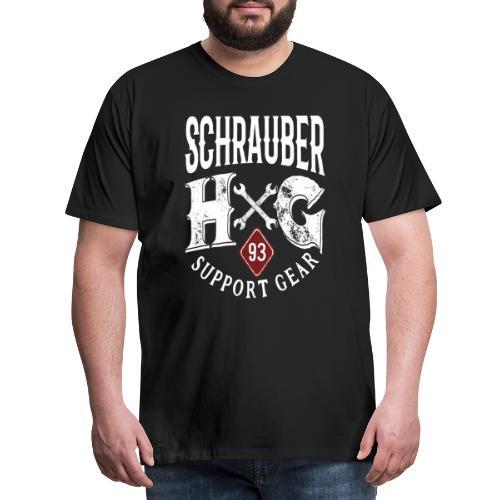 HG 93 Schrauber - Männer Premium T-Shirt