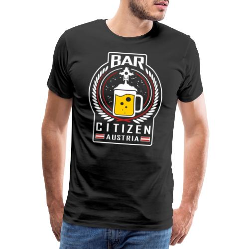 BarCitizenAustria Logo - Männer Premium T-Shirt
