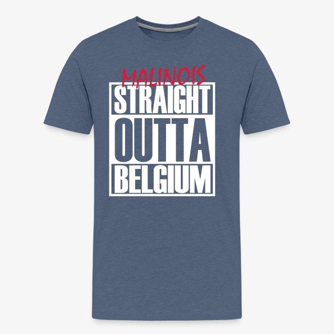 Straight Outta Belgium