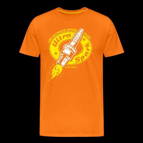 Ultra Spark - Männer Premium T-Shirt