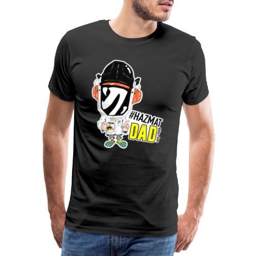 HazMat_Dad - Men's Premium T-Shirt