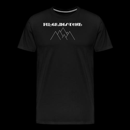 Pilgrimstone Logo II - Männer Premium T-Shirt