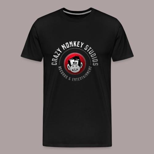 CMS Weiss Rot shirt png - Männer Premium T-Shirt
