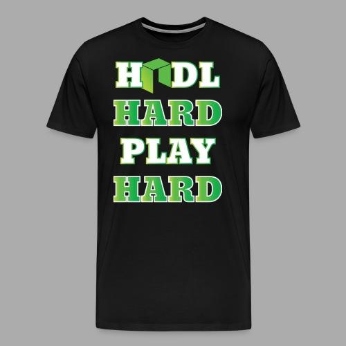 hhphNEO - Koszulka męska Premium