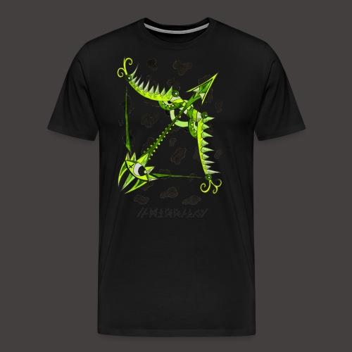 Sagittaire original - T-shirt Premium Homme