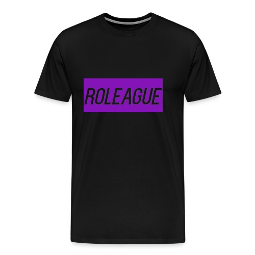 RoLeague Merch! - Men's Premium T-Shirt