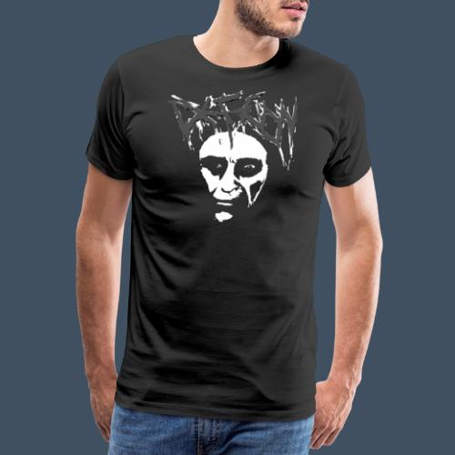 Defcon Grau Weiß - Männer Premium T-Shirt