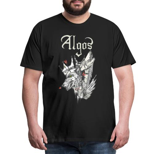 Algos - Amongst Monoliths - Men's Premium T-Shirt