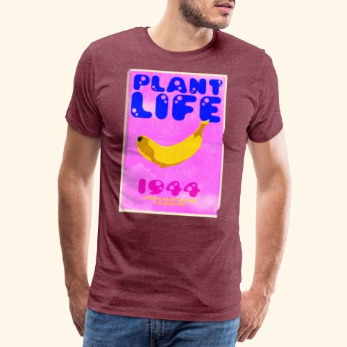 Plant Life - Men's Premium T-Shirt