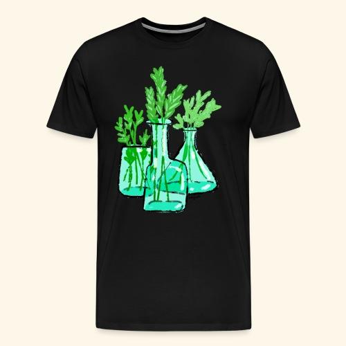 Plants - Men's Premium T-Shirt