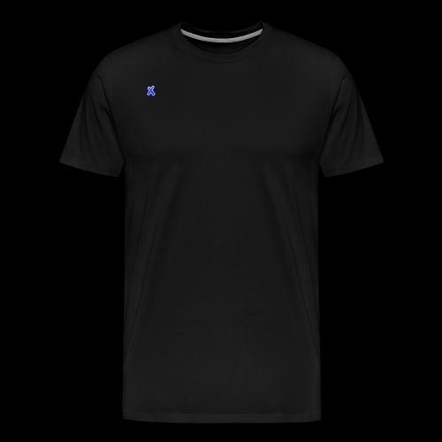 X - Premium-T-shirt herr