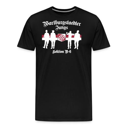 wartburgstädter jungs - Männer Premium T-Shirt