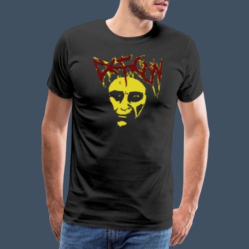 Defcon Blutschrift - Männer Premium T-Shirt