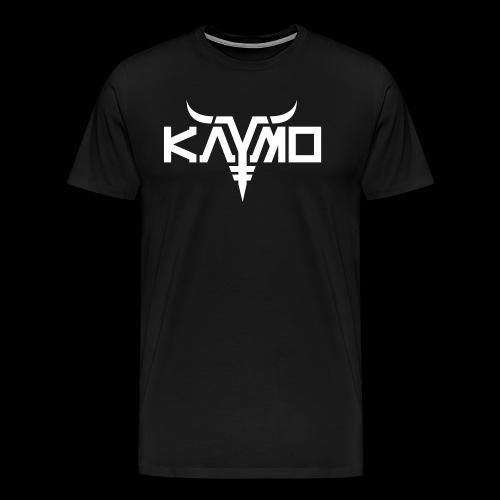 KayMo Logo - Premium T-skjorte for menn