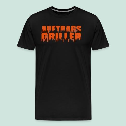 Auftragsgriller - Männer Premium T-Shirt
