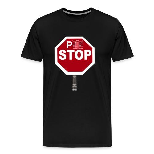 Pee Stop for Concert Goers! - Men's Premium T-Shirt