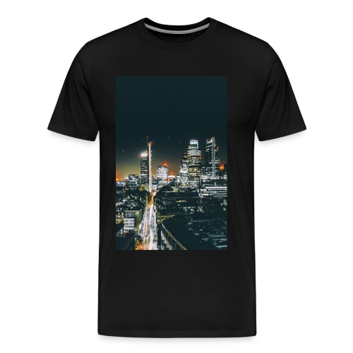 London night light - Men's Premium T-Shirt